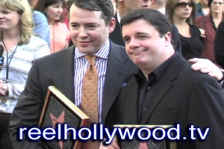 Matthew Broderick and Nathan Lane Honored With a Double Star Ceremony