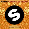 Samurai (Go Hard ) - Single