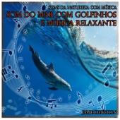 Sons da Natureza Com Música: Som do Mar Com Golfinhos e Música Relaxante