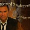 pochette album Richard Sanderson - Re-création