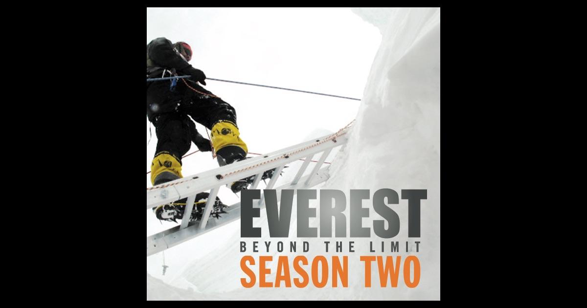 everest beyond the limit