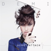 Demi Lovato - Heart Attack artwork