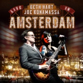 Beth Hart & Joe Bonamassa - Live In Amsterdam  artwork