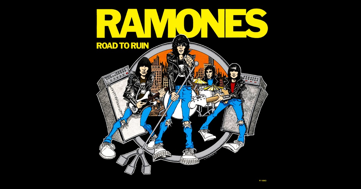 Everybody knows the legendary song sheena is a punk rocker by the ramones, the hyper energetic punk anthem!