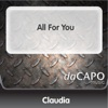 All for You - Single, Claudia