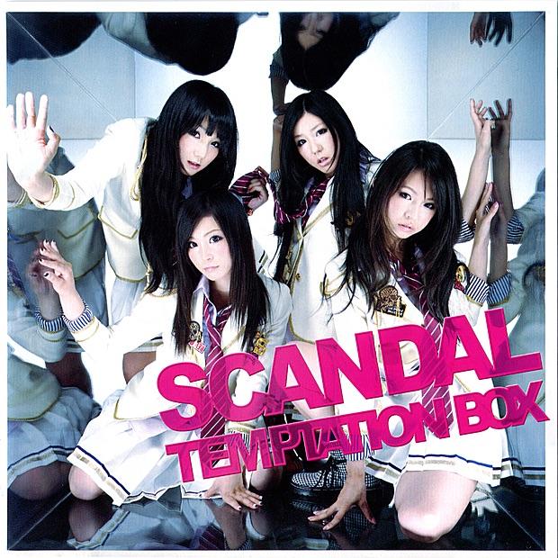 Temptation Box by Scandal