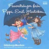 Favoritsånger från Pippi, Emil, Madicken...texter av Astrid Lindgren