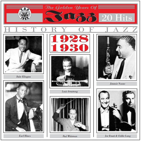The Golden Years of Jazz (1928-1930) | Various Artists