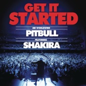Pitbull - Get It Started (feat. Shakira) ilustración