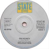 Oh Honey - Delegation