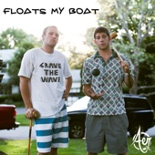 Floats My Boat - Single cover art