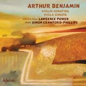 Benjamin: Violin Sonatina & Viola Sonata