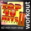 Top 40 Hits Remixed, Vol. 11 (60 Minute Non-Stop Workout Music) [128 BPM] ジャケット写真