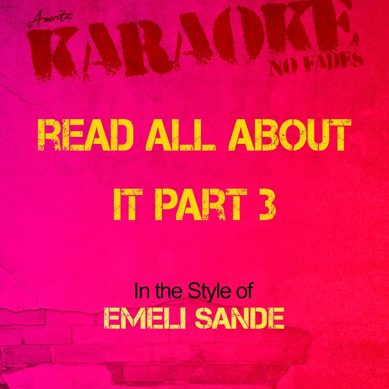 Download Emeli Sande - Read All About It Instrumental