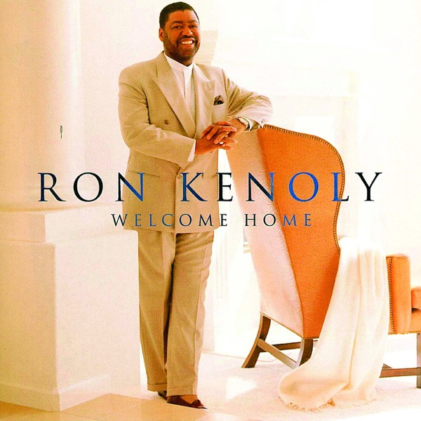 Welcome Home Ron Kenoly CD cover