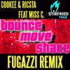 Bounce, Move, Shake (Fugazzi Remix), Ricsta & Cookee