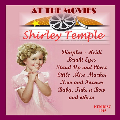 Polly Wolly Doodle - Shirley Temple