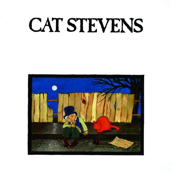 The Very Best Of Cat Stevens Album Artwork