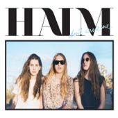 HAIM - Don't Save Me artwork