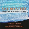 The Mystery, Northern Sinfonia, Tim Garland, Chick Corea & Clark Rundell