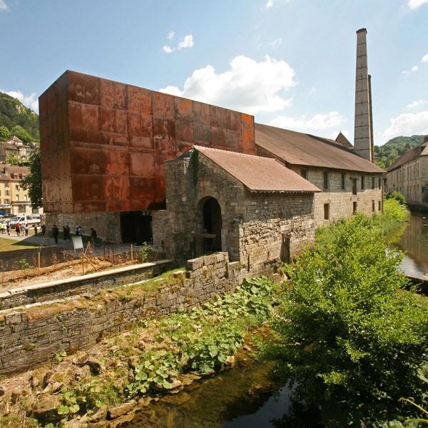 Grande Salina e Museu do Sal – Salins-les-Bains