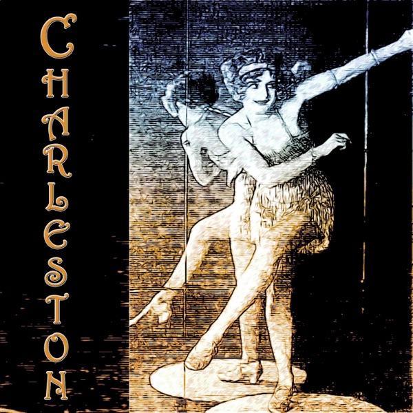 Charleston 25 Tracks Original Recordings Remastered Various Artists CD cover