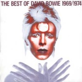 The Best of David Bowie 1969/1974 cover art