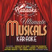 Ultimate Musicals Karaoke (Professional Backing Track Version)