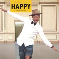 """descargar bajar mp3 Pharrell Williams Happy (from """"Despicable Me 2"""")"""
