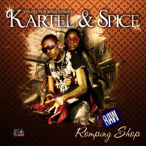 Romping Shop (Raw Version) - Vybz Kartel & Spice