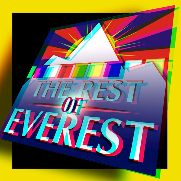 The Rest of Everest 3D (Anaglyph)