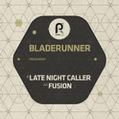 Late Night Caller / Fusion - Single cover art