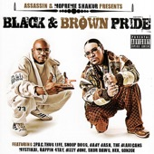 Assassin & Mopreme Shakur Presents Black & Brown Pride