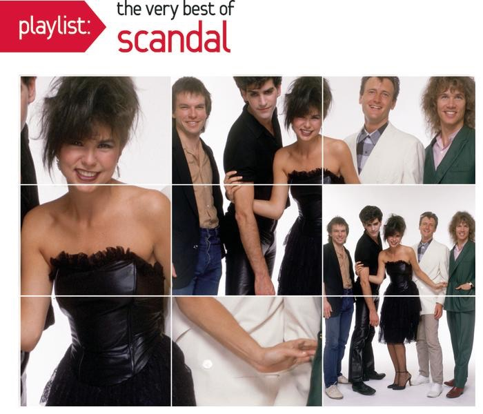 The Very Best of Scandal by Scandal