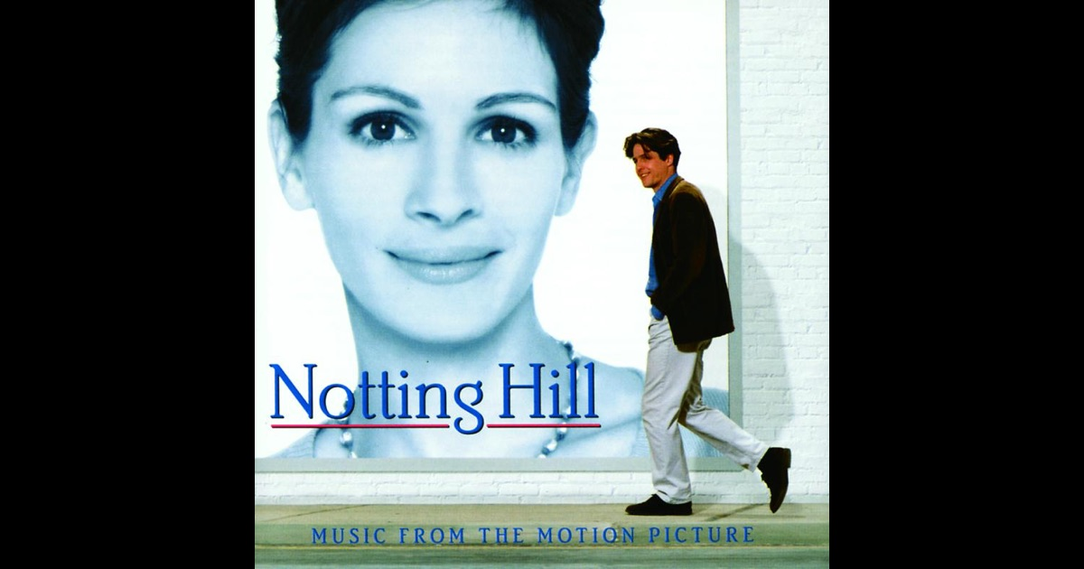 notting hill soundtrack from the motion picture by