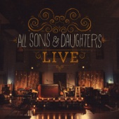All Sons & Daughters - Great Are You Lord (Live)  artwork