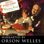 Orson Welles - A Christmas Carol: Campbell Playhouse (Dramatized)  artwork