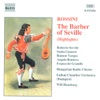 Rossini: The Barber of Seville (Highlights), Roberto Servile, Sonia Ganassi, Ramon Vargas, Angelo Romero, Franco de Grandis, Hungarian Radio Chorus, Failoni Chamber Orchestra & Will Humburg