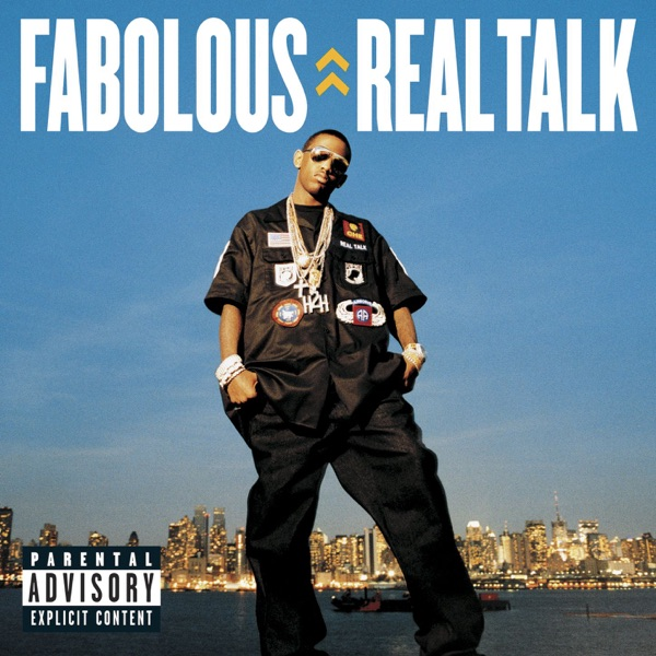 Real Talk Fabolous CD cover