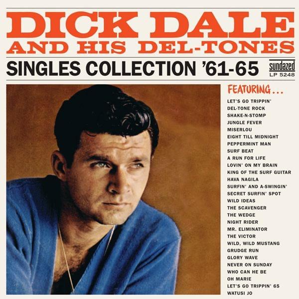 Dick Dale His Del Tones Surfers Choice