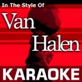 Karaoke in the Style of Van Halen - EP