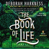 Deborah Harkness - The Book of Life: All Souls, Book 3 (Unabridged)  artwork