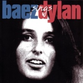 Joan Baez - Baez Sings Dylan artwork