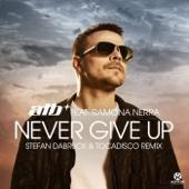 Never Give Up (Stefan Dabruck & Tocadisco Remix) [feat. Ramona Nerra] - Single cover art
