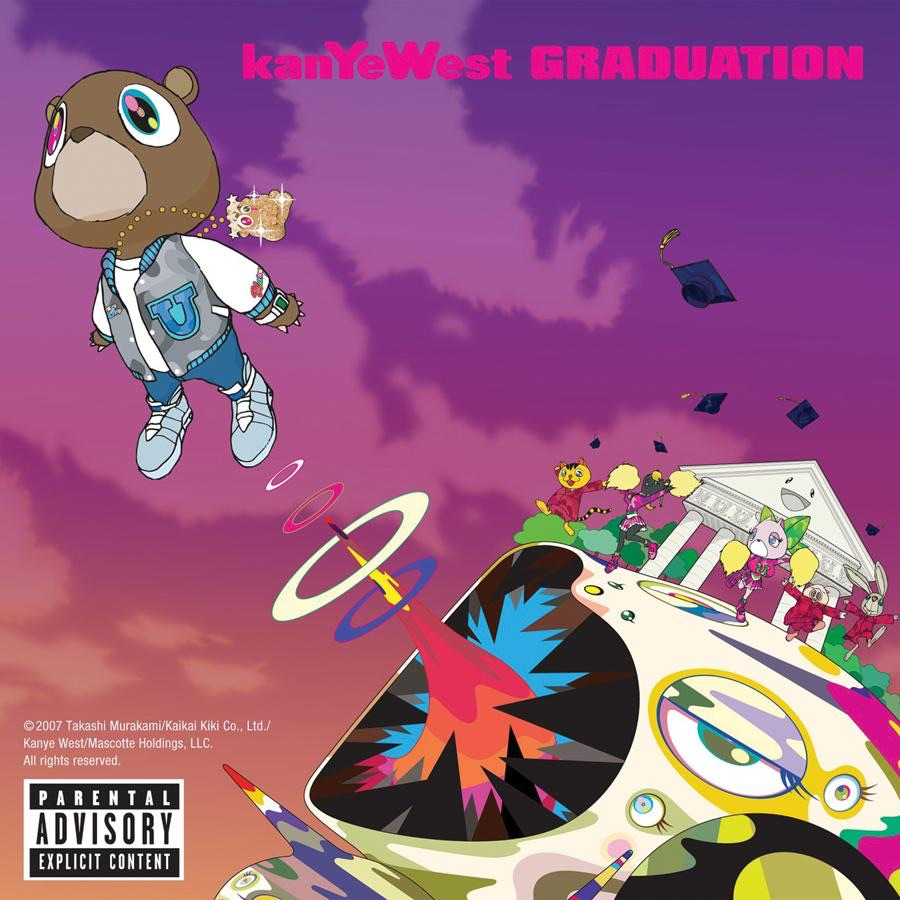Plus Premieres: Kanye West - Graduation