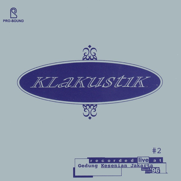Kla Project: KLakustik #2 Album Cover By KLa Project