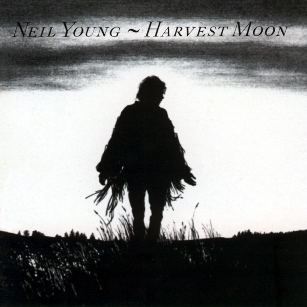 Harvest Moon Neil Young CD cover