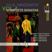 Hindemith: Complete Sonatas, Vol. 4