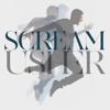 Usher - Scream kunstwerk
