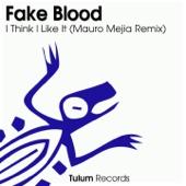 I Think I Like It (Mauro Mejia Sabroso Remix) - Single cover art